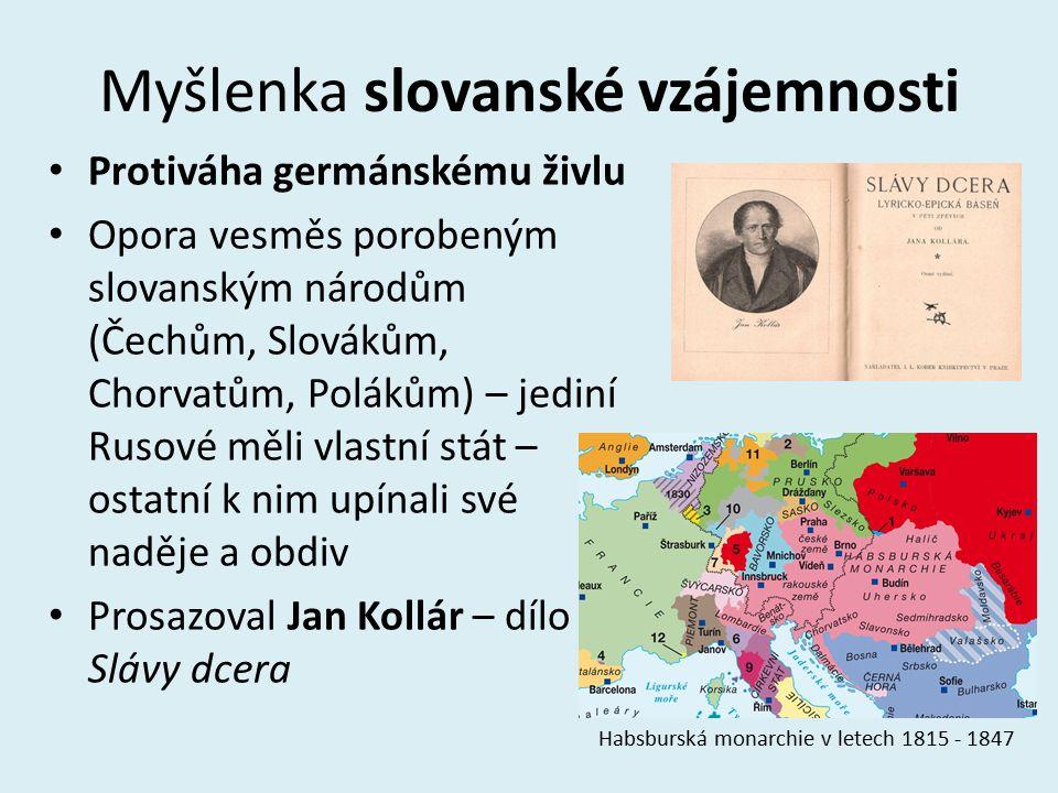 Myšlenka slovanské vzájemnosti