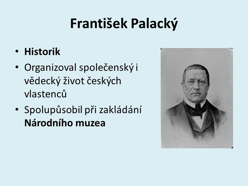 František Palacký Historik