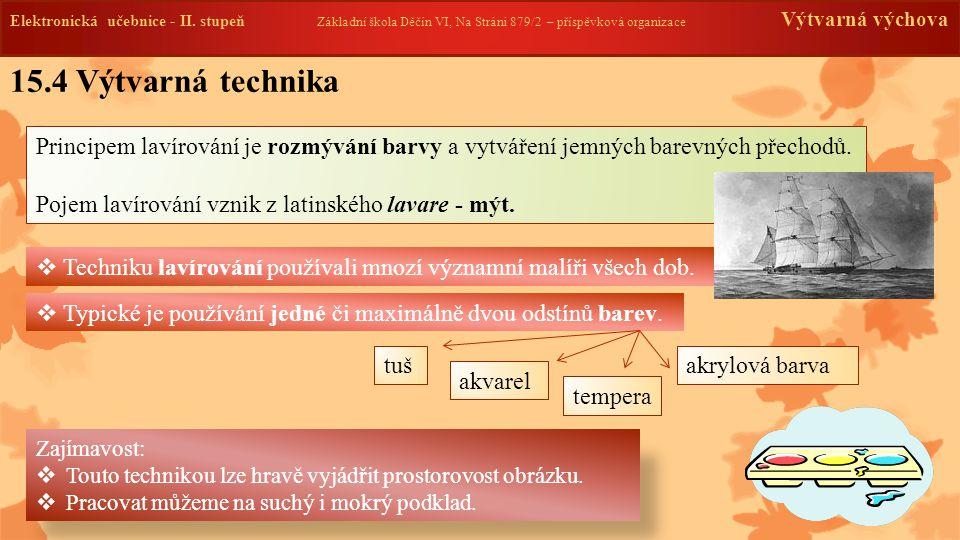 Elektronická učebnice -II