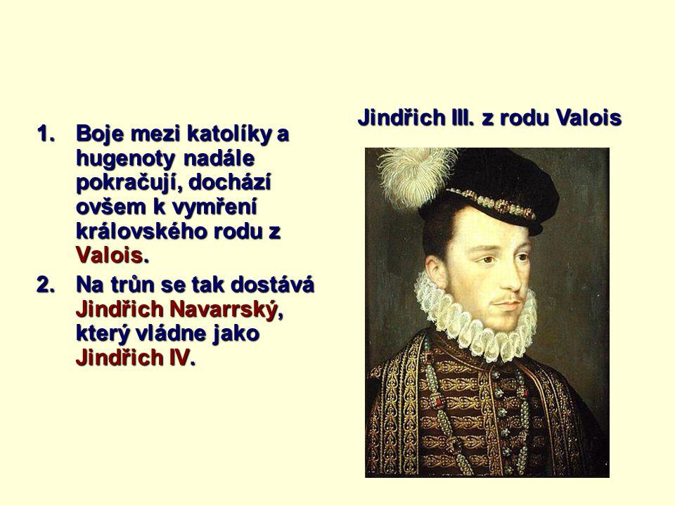 Jindřich III. z rodu Valois
