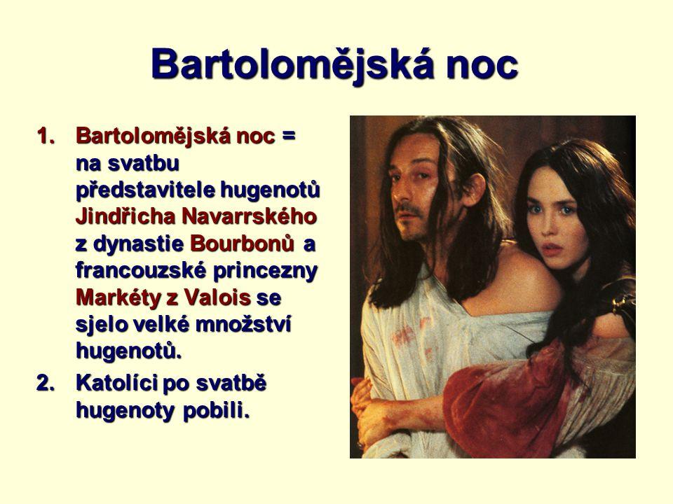 Bartolomějská noc