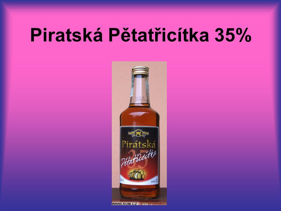 Piratská Pětatřicítka 35%