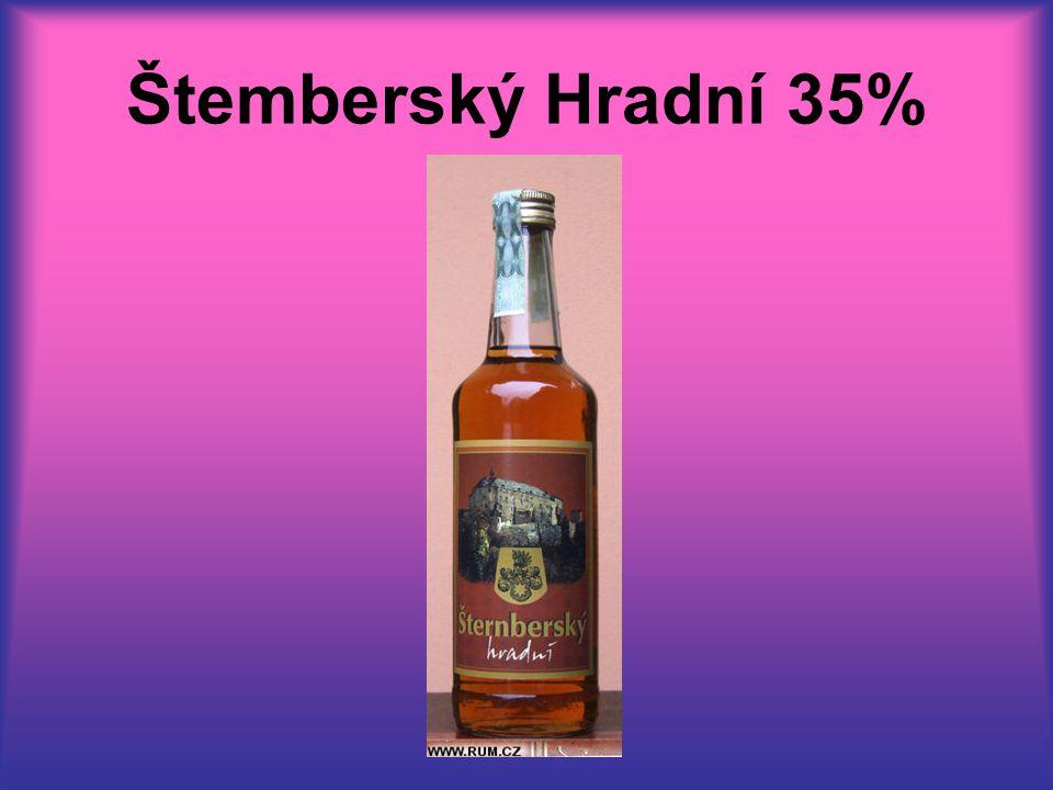 Štemberský Hradní 35%
