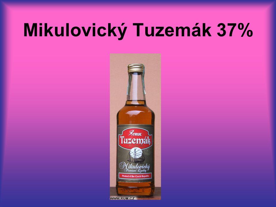 Mikulovický Tuzemák 37%