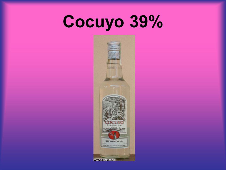 Cocuyo 39%