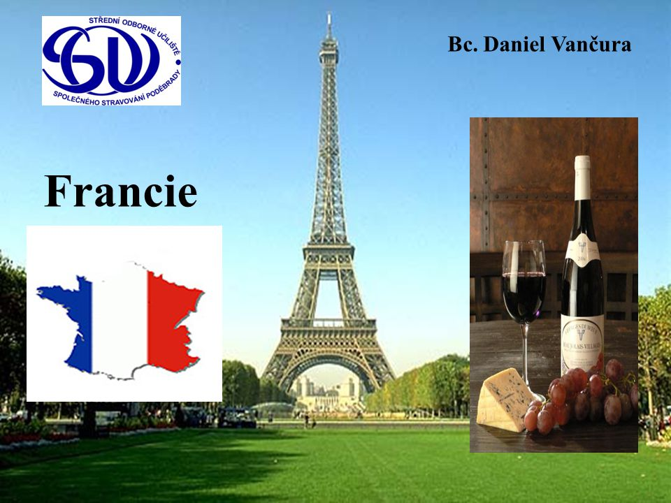 Bc. Daniel Vančura Francie