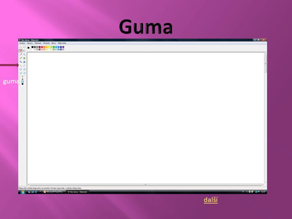 Guma guma Zde další