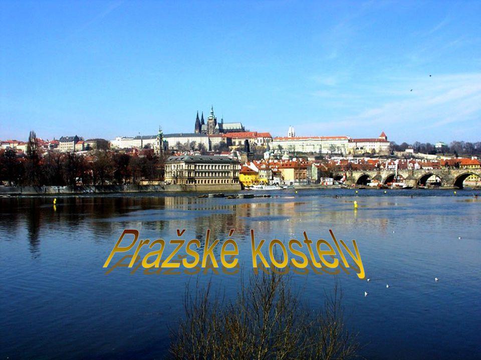 Pražské kostely