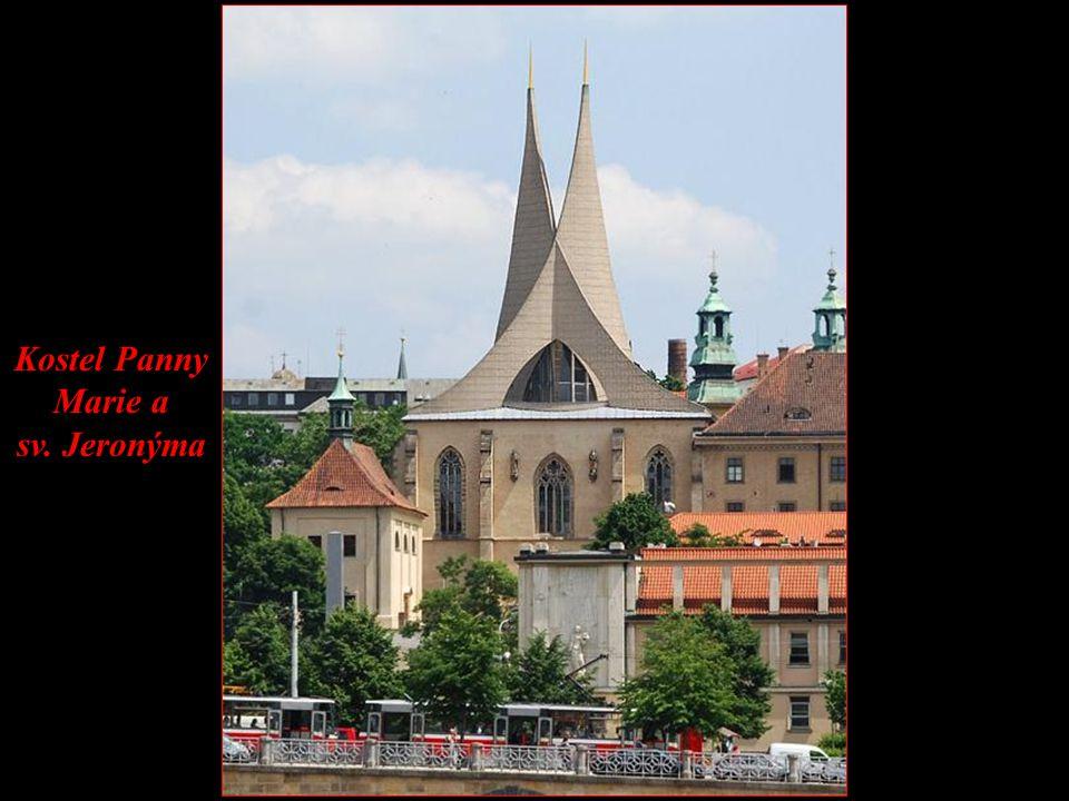 Kostel Panny Marie a sv. Jeronýma