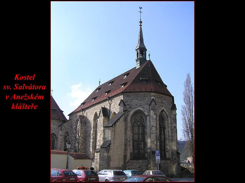 sv. Salvátora v Anežském klášteře