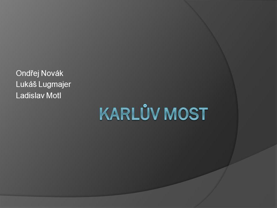 Ondřej Novák Lukáš Lugmajer Ladislav Motl