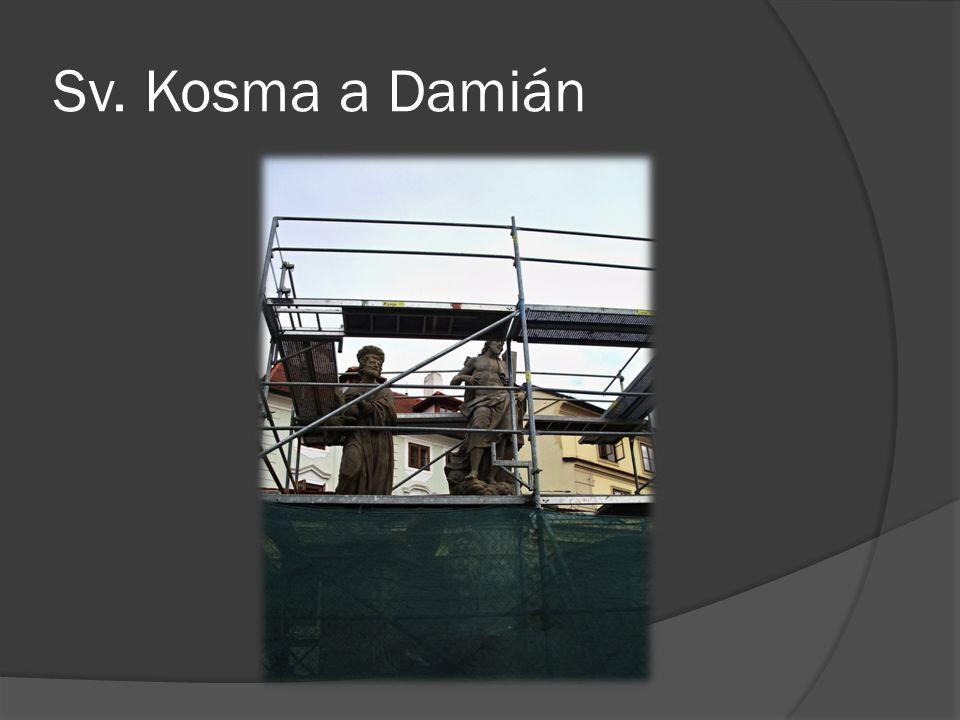 Sv. Kosma a Damián