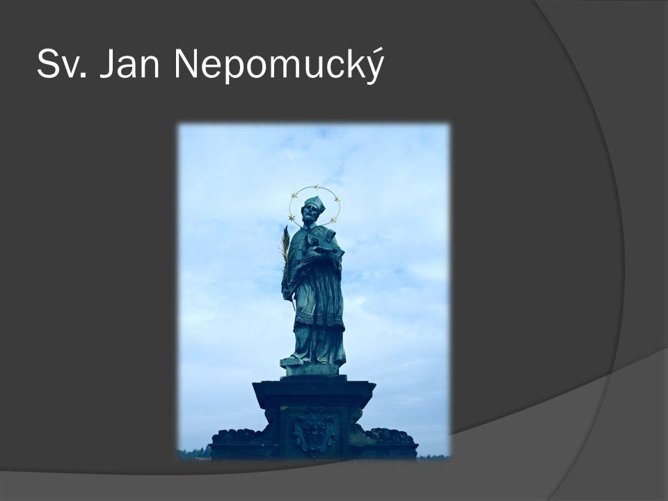 Sv. Jan Nepomucký