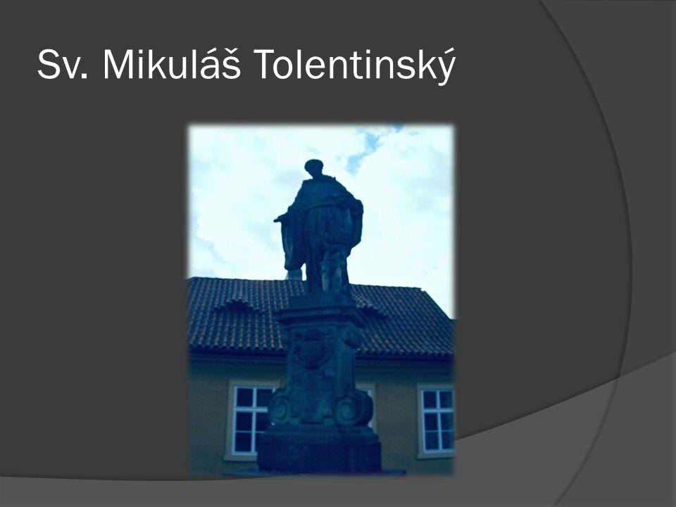 Sv. Mikuláš Tolentinský