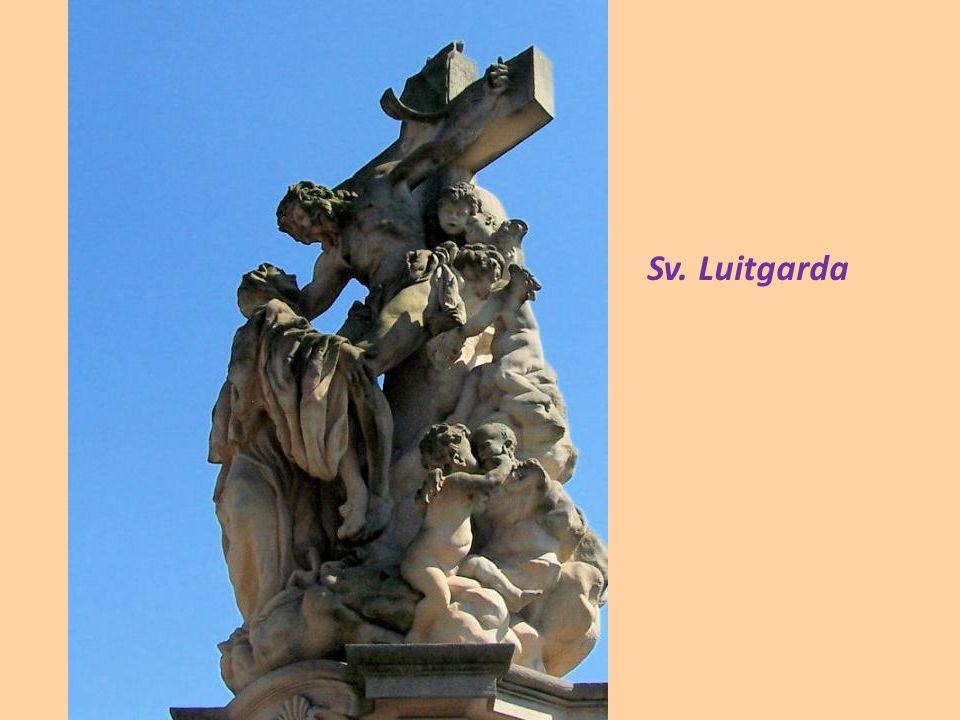 Sv. Luitgarda