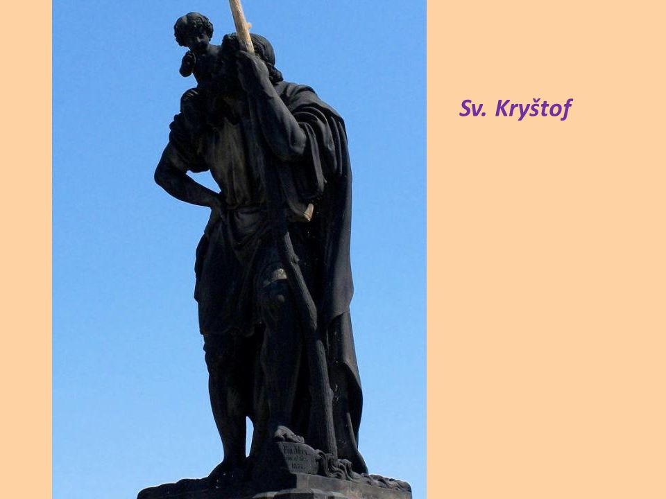 Sv. Kryštof