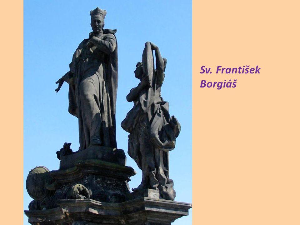 Sv. František Borgiáš