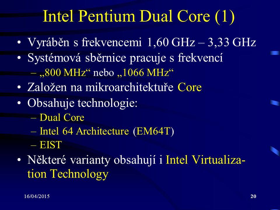 Intel Pentium Dual Core (1)
