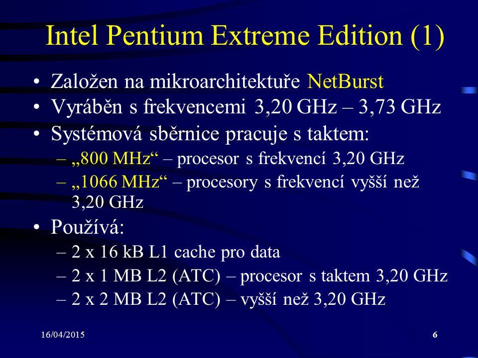 Intel Pentium Extreme Edition (1)