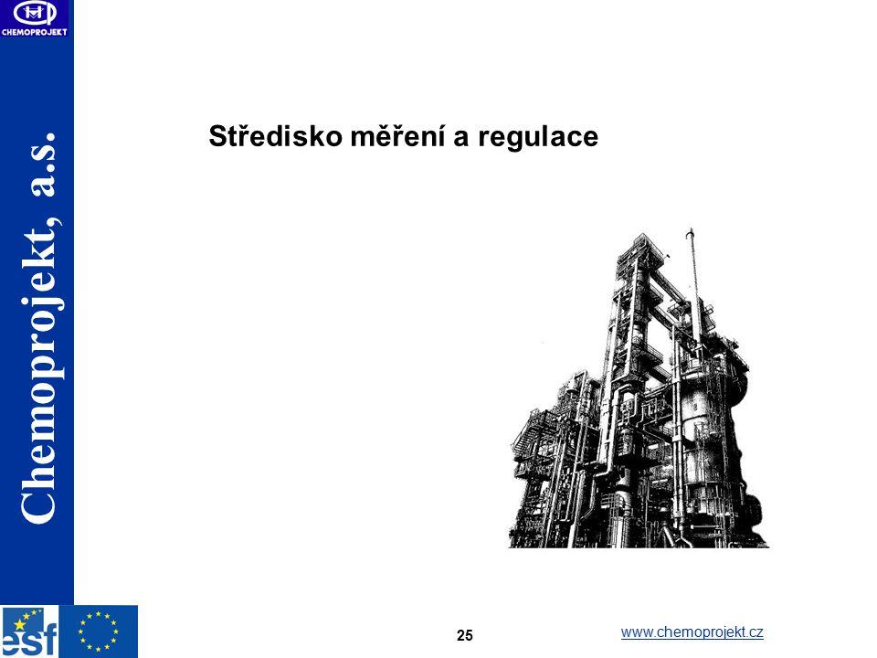 Středisko měření a regulace