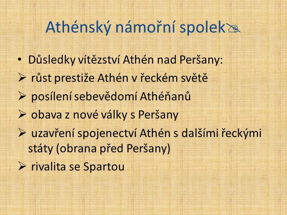 Athénský námořní spolek