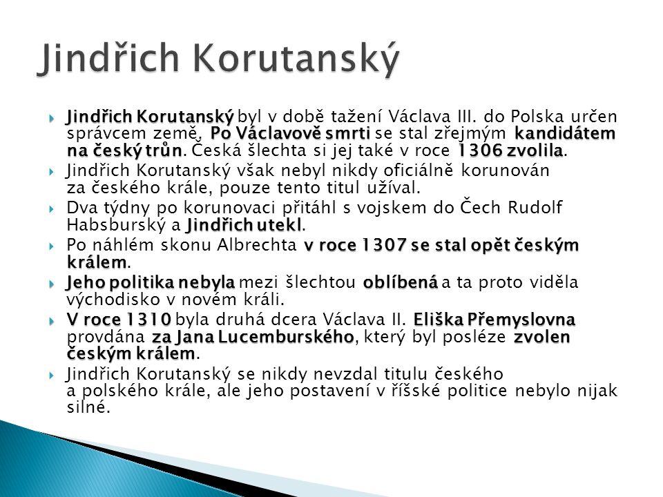Jindřich Korutanský