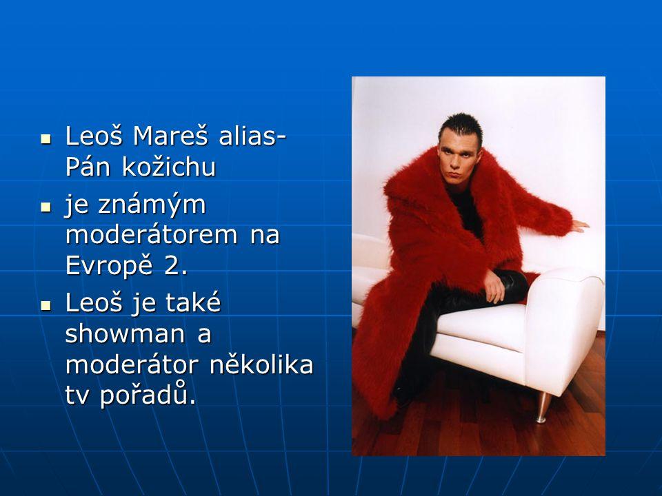 Leoš Mareš alias-Pán kožichu