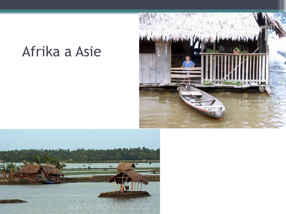 Afrika a Asie
