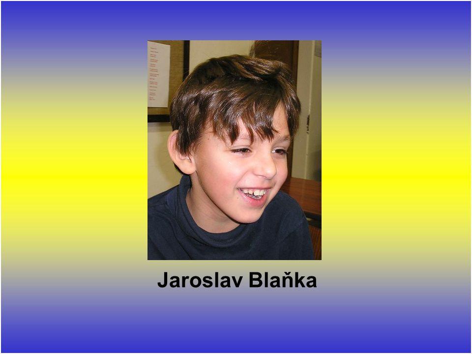 Jaroslav Blaňka