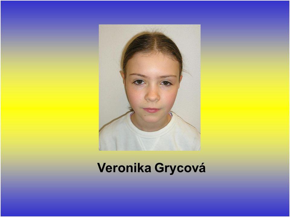 Veronika Grycová