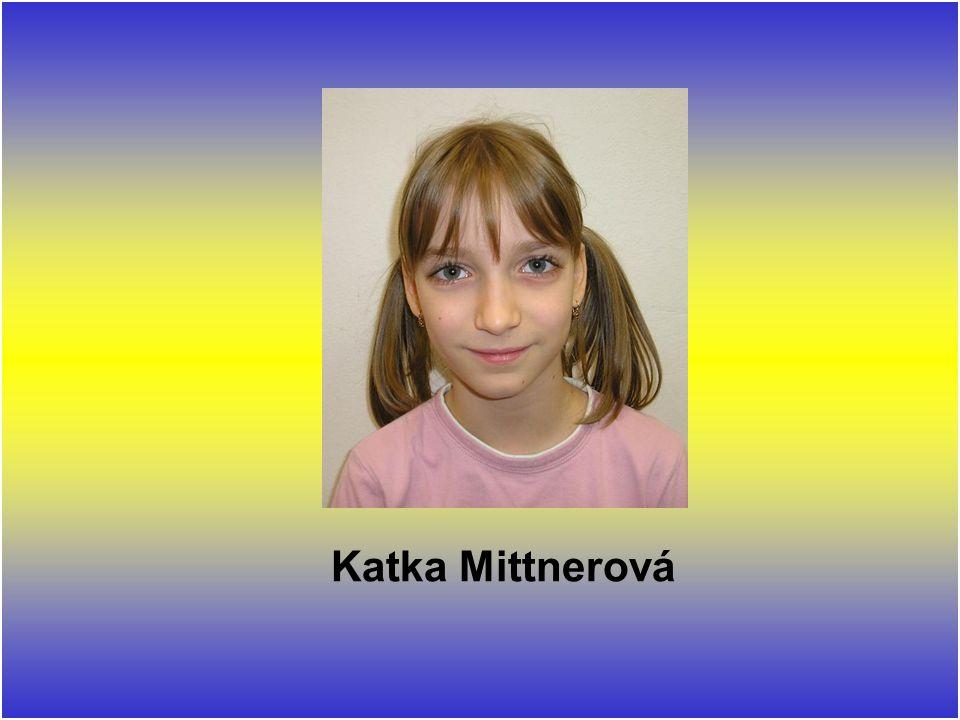 Katka Mittnerová