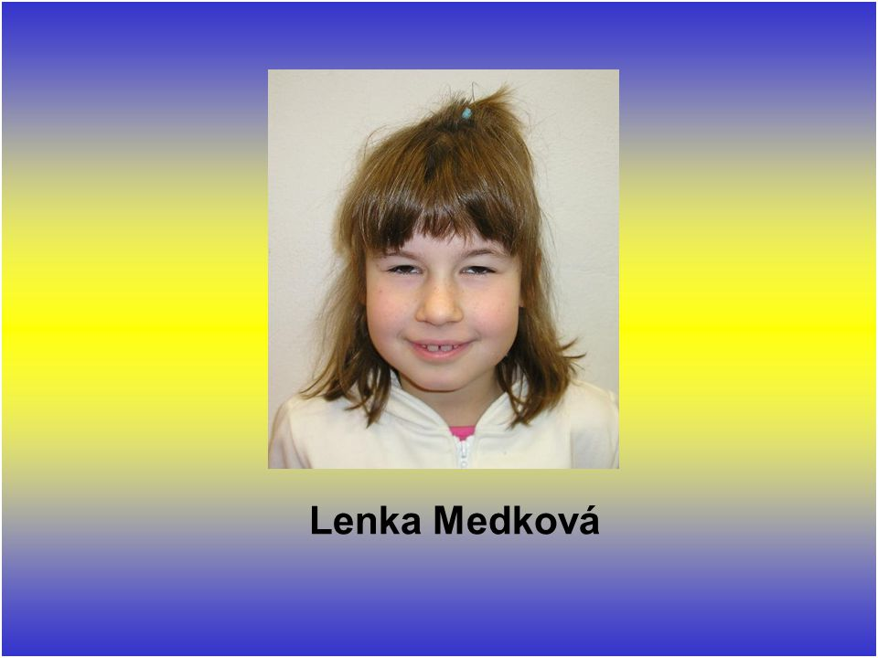 Lenka Medková