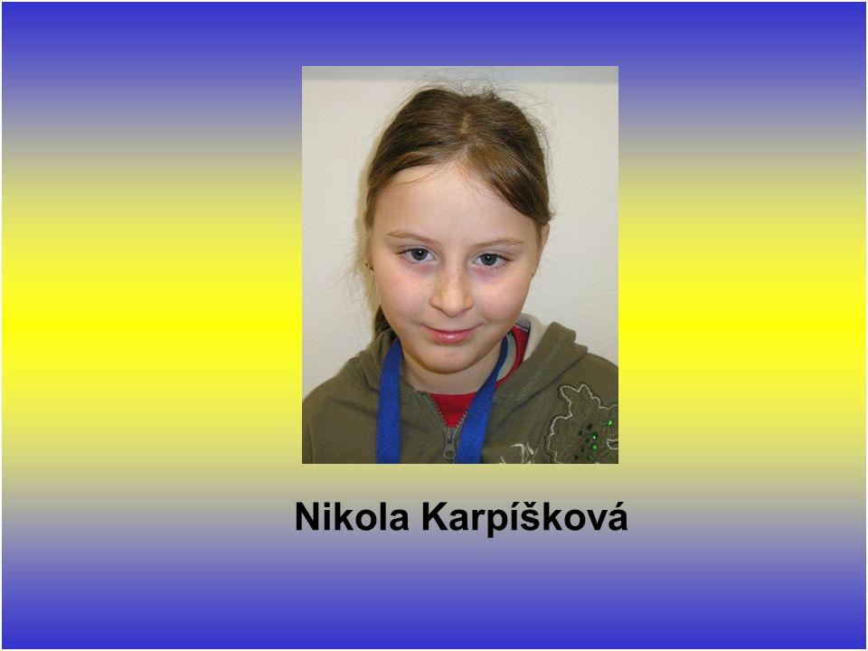 Nikola Karpíšková