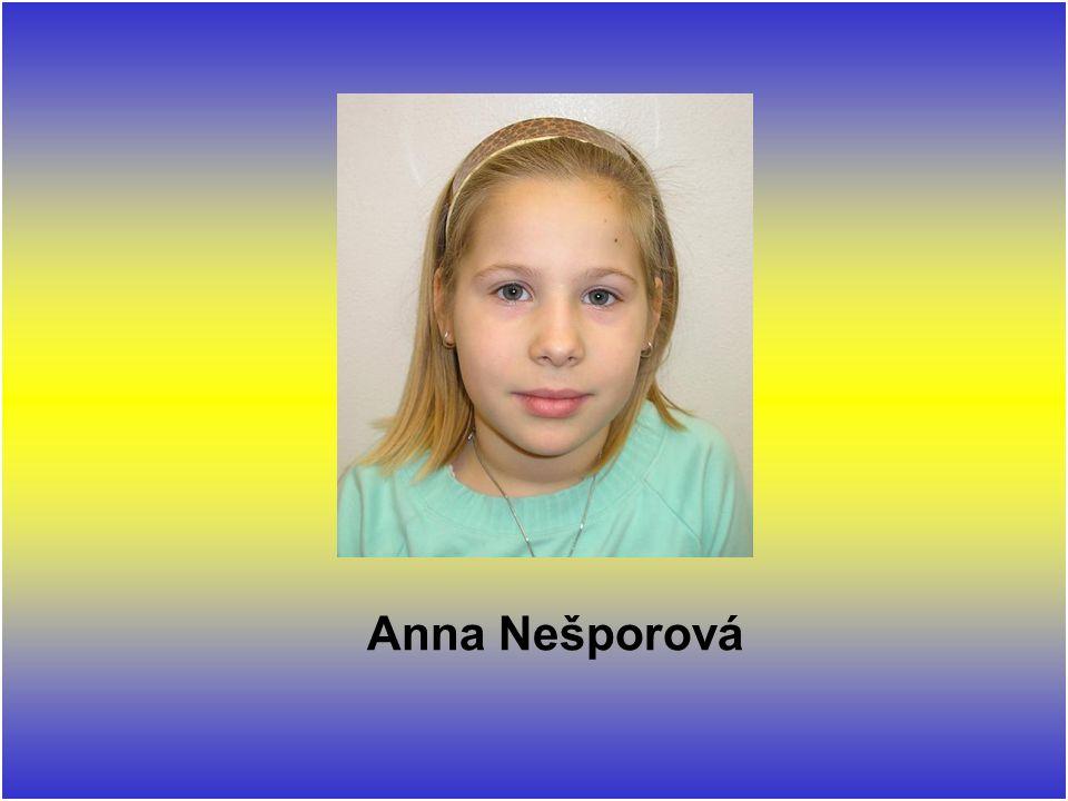 Anna Nešporová