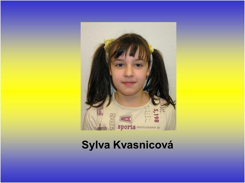 Sylva Kvasnicová