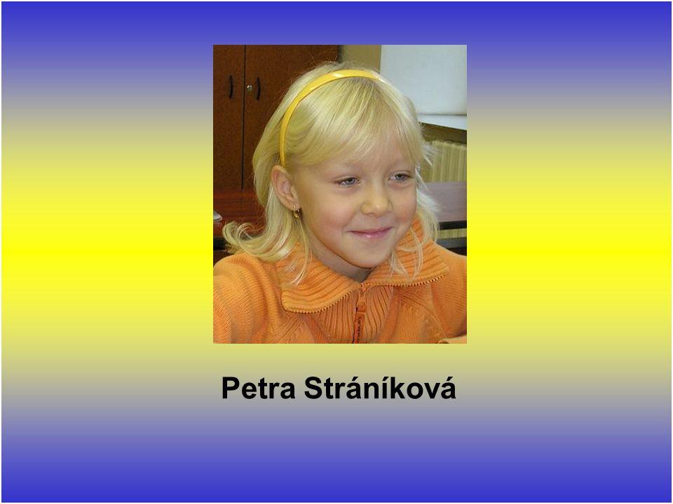 Petra Stráníková