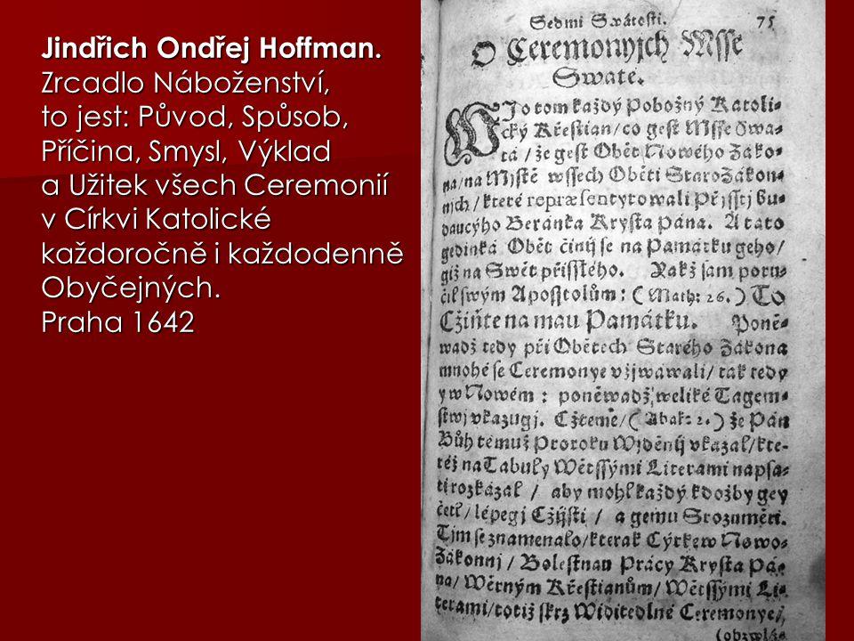 Jindřich Ondřej Hoffman