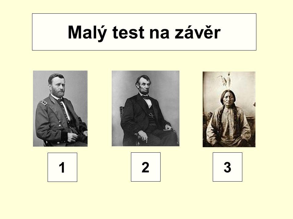 Malý test na závěr 1 2 3