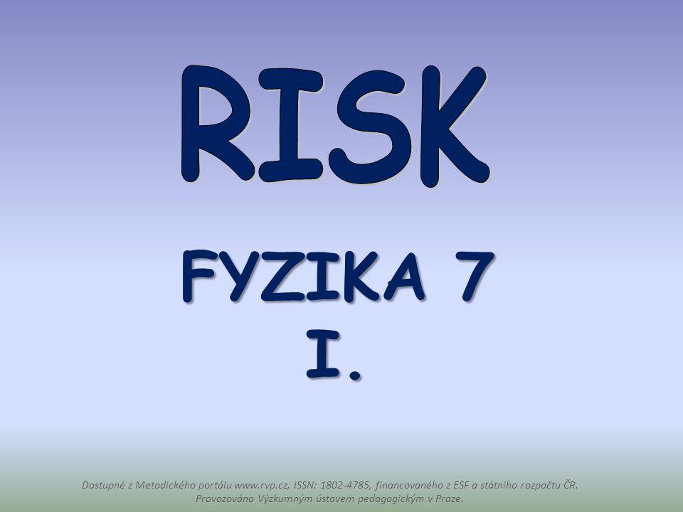RISK Fyzika 7 I.