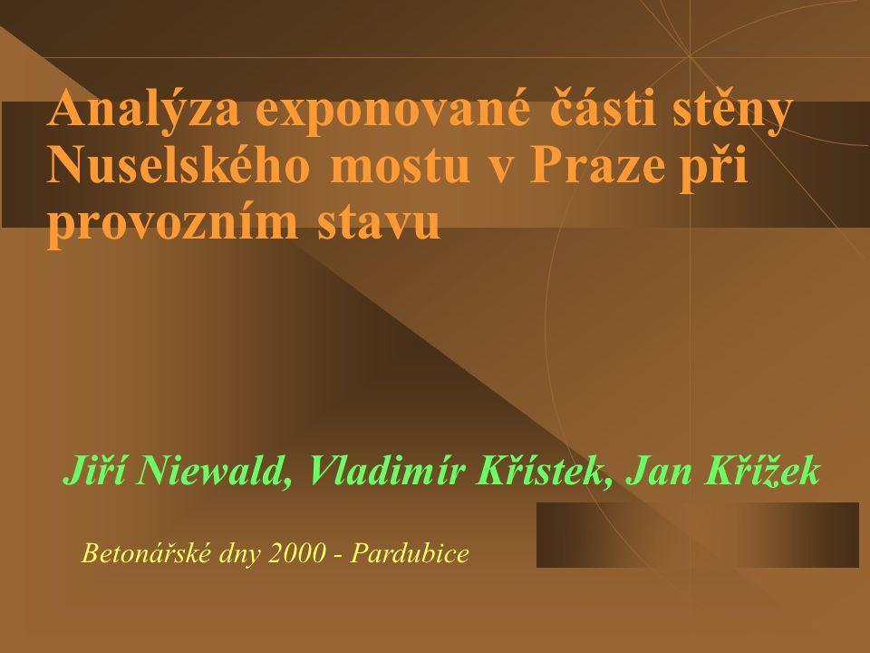 Jiří Niewald, Vladimír Křístek, Jan Křížek