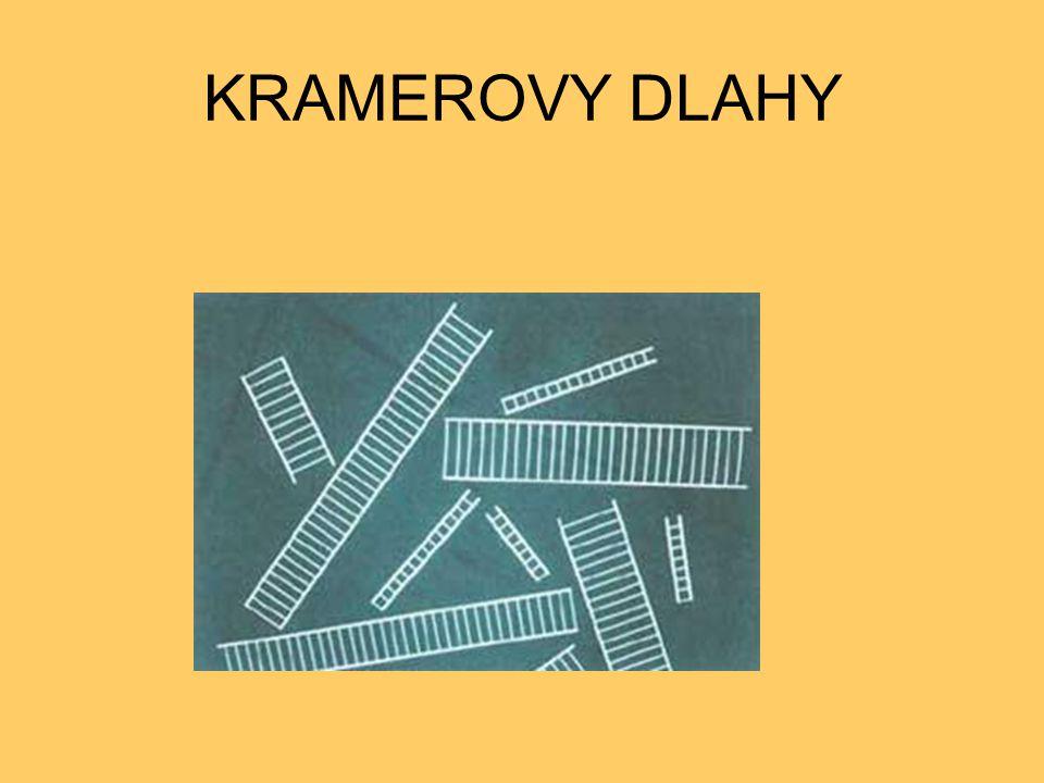 KRAMEROVY DLAHY