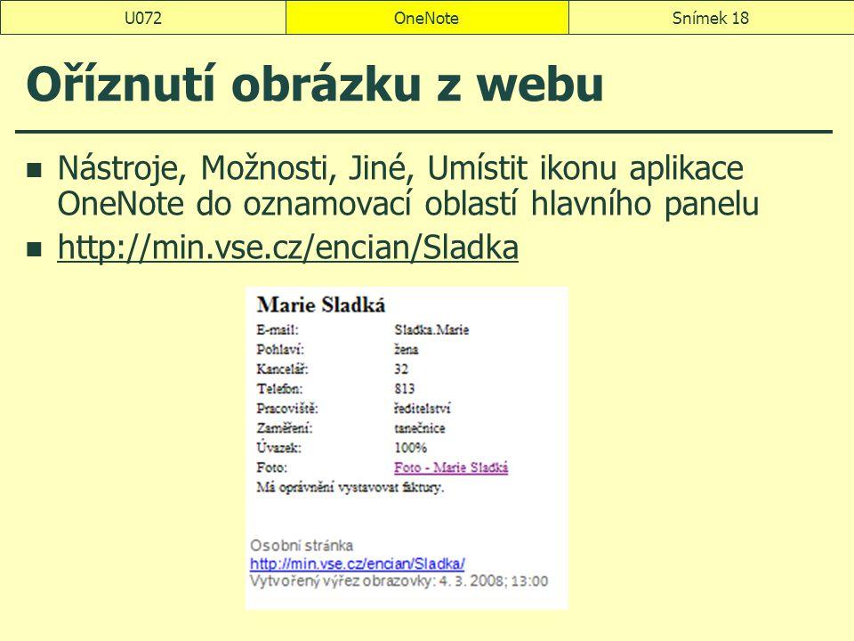 Oříznutí obrázku z webu