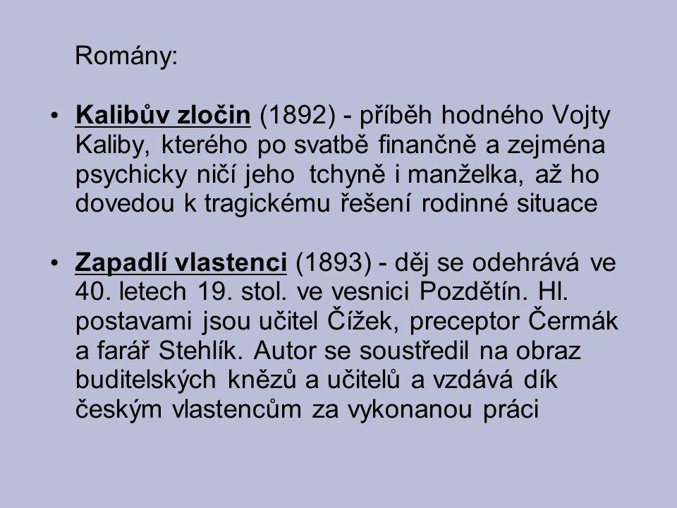 Romány: