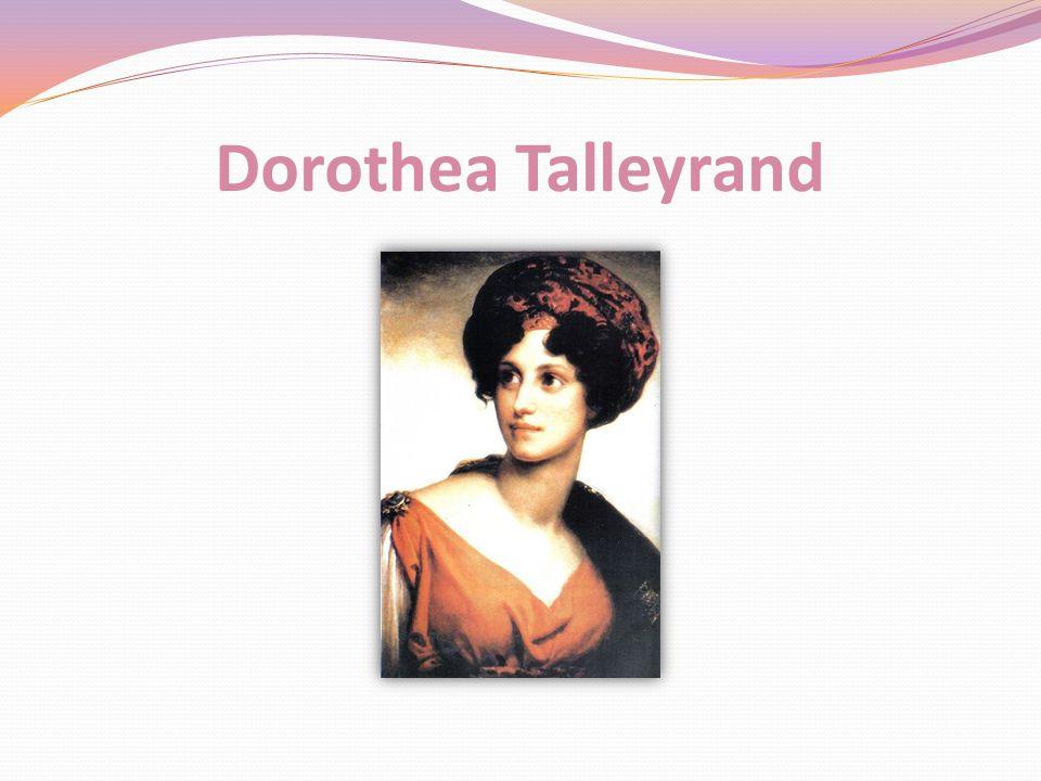 Dorothea Talleyrand