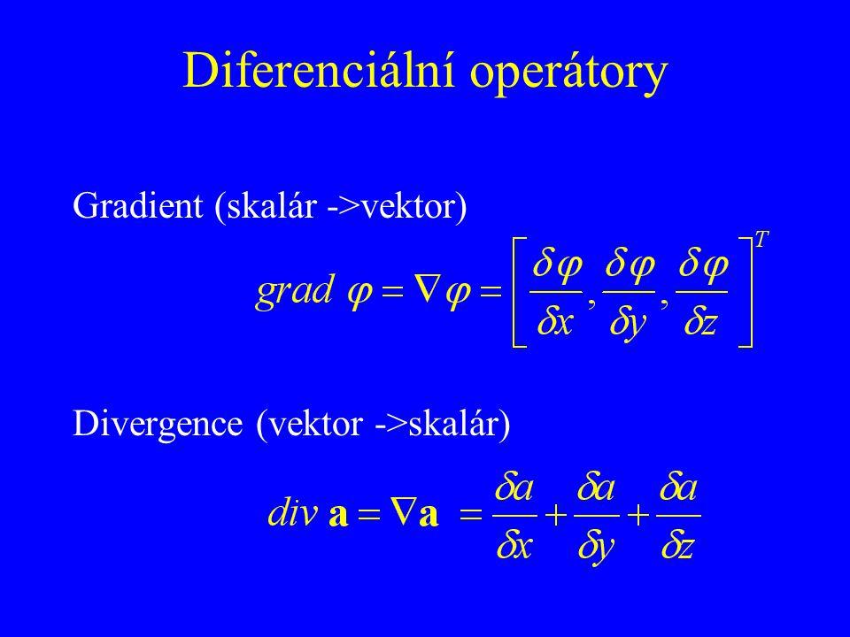 Diferenciální operátory