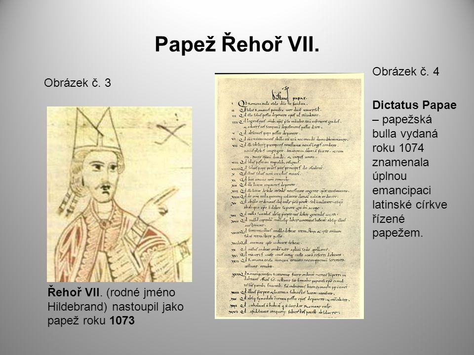 Papež Řehoř VII. Obrázek č. 4 Obrázek č. 3