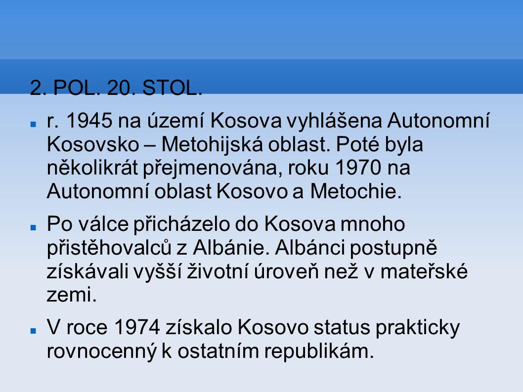 2. POL. 20. STOL.