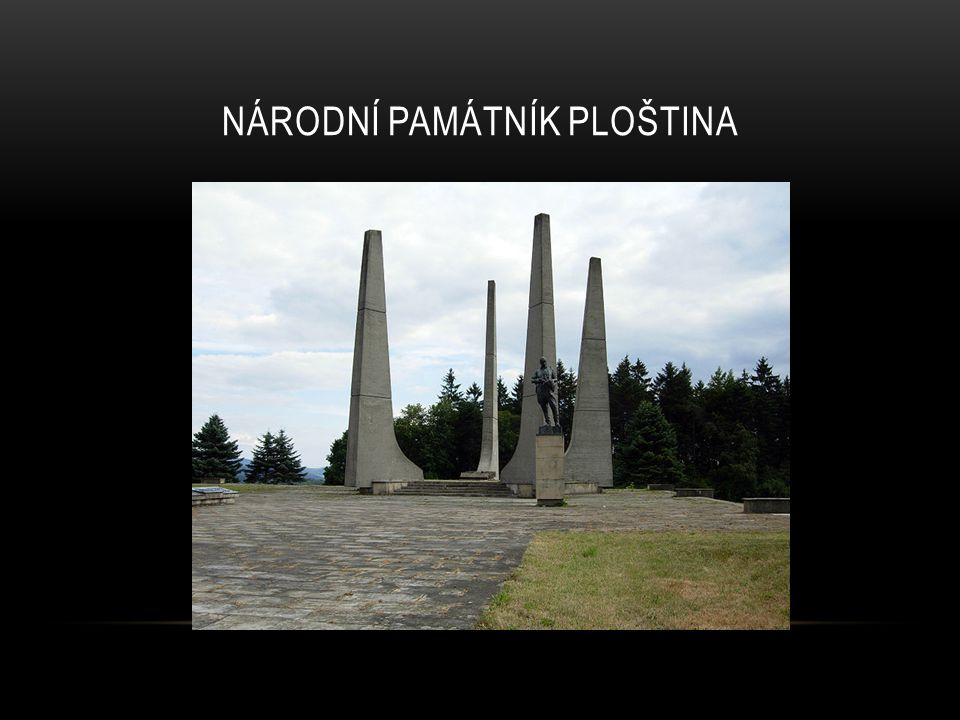 Národní památník Ploština