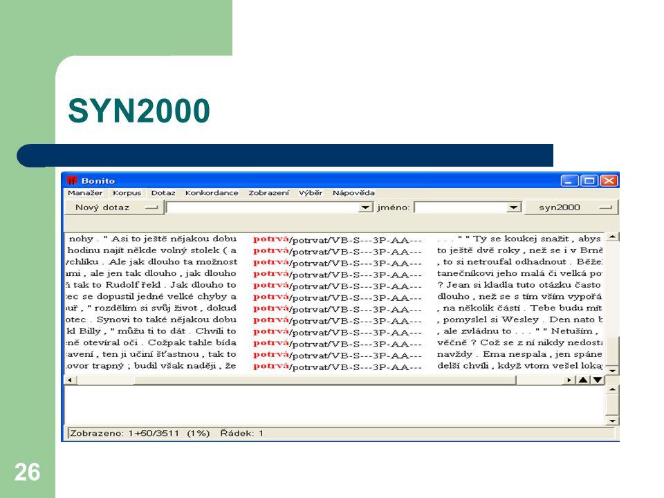 SYN2000