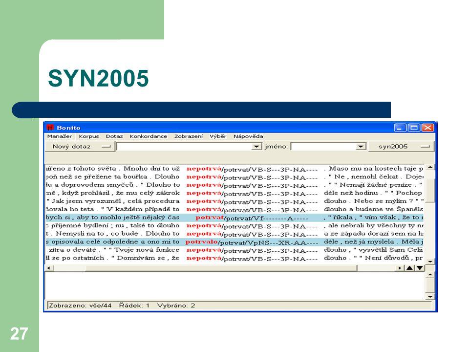SYN2005